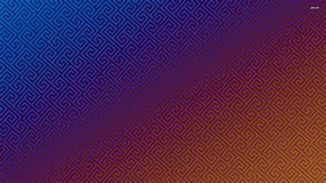 wallpaper blue and orange blue and orange geometrical pattern wallpaper vector