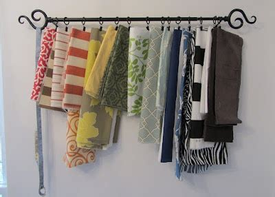 sew on curtain rings my fabric storage curtain rod shower curtain rings