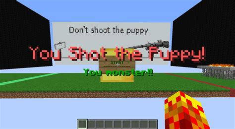 dont shoot the puppy don t shoot the puppy