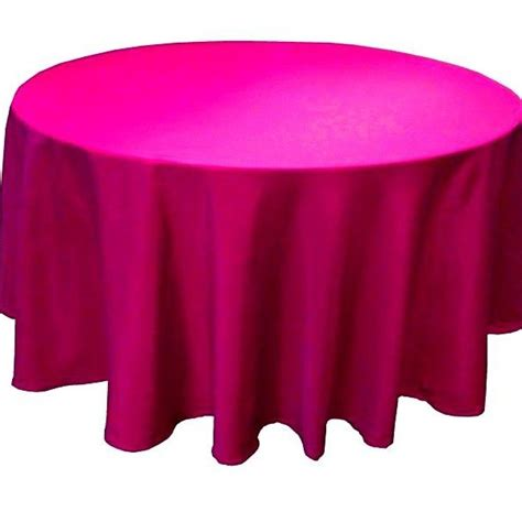 polyester tablecloth  color table cover