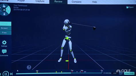 analyze my golf swing pga merchandise show 2017 myswing pro swing analyzer