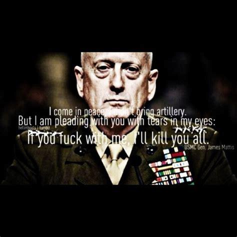 general mattis quotes quotesgram