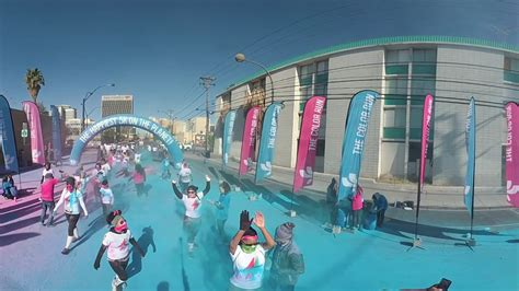 las vegas color run las vegas color run 2018 vr360 4k