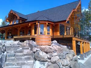 timber homes timber frame home construction