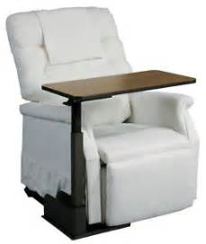 Recliner Side Table Swivel Table Top For Recliner Lift Chair Height Adjustable Right Side Ebay