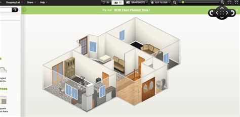 Home Design 3d Free Online | free floor plan software homestyler review