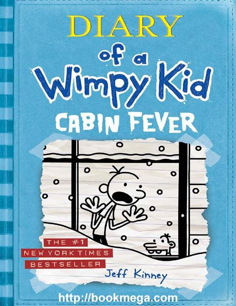 Cabin Fever Pdf by Diary Of A Wimpy Kid Cabin Fever Ebook Pdf Free
