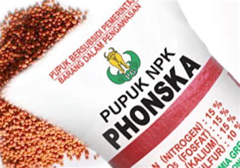 Pupuk Kalium Majemuk 10 manfaat dan fungsi pupuk npk phonska dan kandungan hara