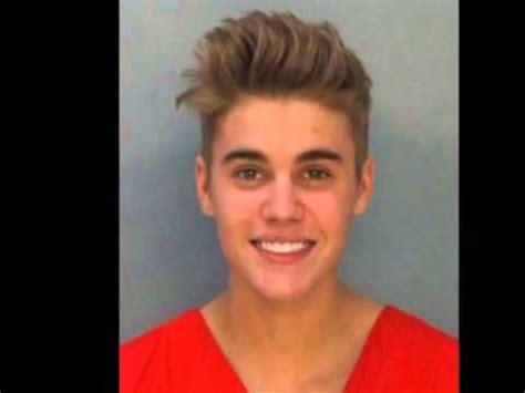 justin bieber arrested for a dui youtube justin bieber mug shot arrested for dui drag racing and