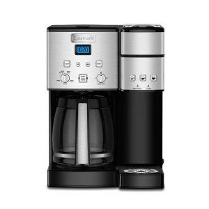 cuisinart coffee maker bed bath beyond win a cuisinart 174 coffee center ss 15 12 cup coffee maker