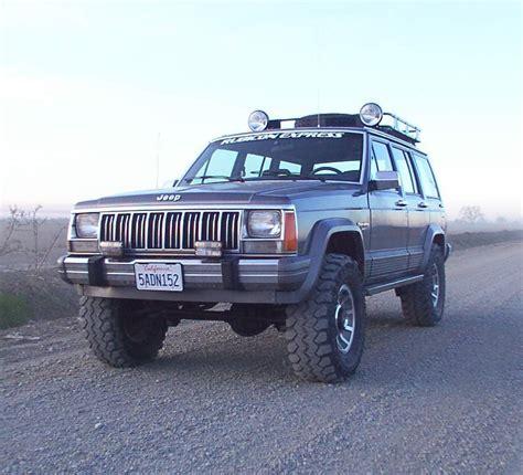 Jeep Xj History The Xj 84 89 History