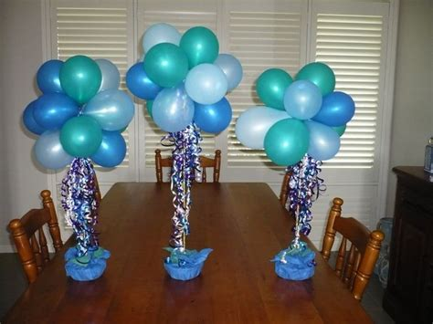 ideas to make 90th birthday table decorations