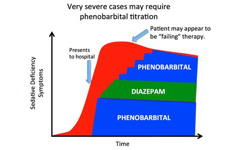 Benzodiazepine Detox Phenobarbital by Treating Delirium Tremens Pharmacokinetic Engineering