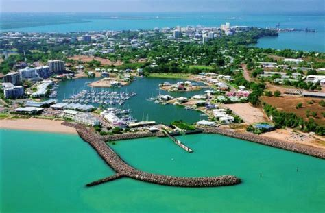 Cruise News   Is Darwin Australia's Next Home Port?