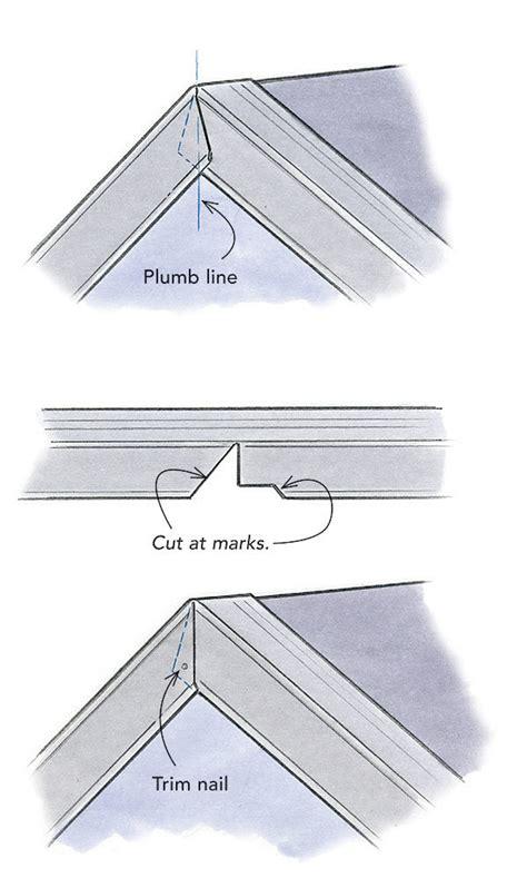 installing steel roofing fine homebuilding roofing ridge straight ridge cap sc 1 st bu0026b
