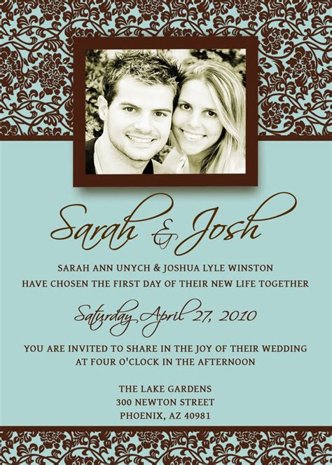 wedding photo templates wedding invitations templates wedding invitations