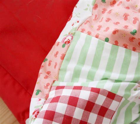 Patchwork For Beginners - patchwork for beginners an easy sewing diy luloveshandmade
