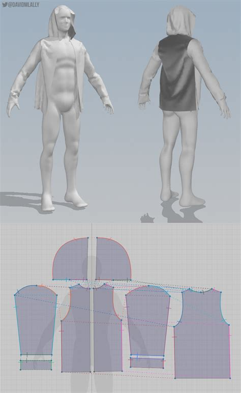 download pattern marvelous designer updated breaking bad s jesse pinkman 10 25 david m lally