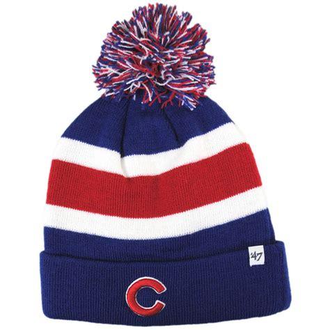 47 Brand Chicago Cubs Mlb Breakway Knit Beanie Hat Beanies