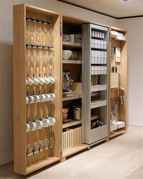 kitchen cabinet organization everything in it s place this cabinet would save so much space in the kitchen