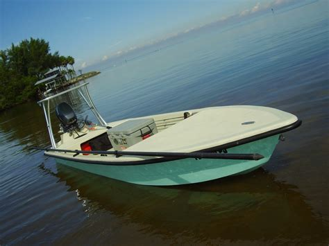 skiff pole skinnyskiff reviews and discussions for shallow water