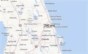 deland weather station record historical weather for