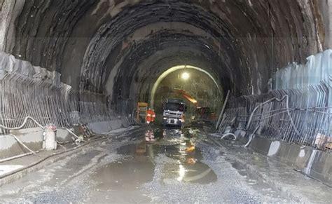 tunnel di tenda completato lo scavo della sorgente di san macario sul