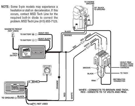 chevy hei distributor wiring wiring diagram