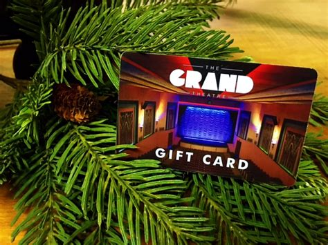 grand theatre gift cards - Grand Theater Gift Card
