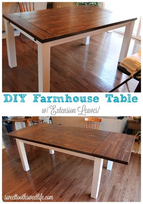 diy extend table legs best 25 farmhouse table plans ideas on diy farmhouse table farmhouse dining room