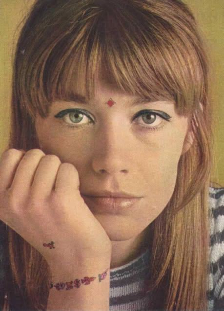 francoise hardy makeup francoise hardy makeup google search we need to talk