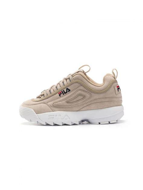 fila womens sneakers fila shoes womens disruptor s low grey snag my home
