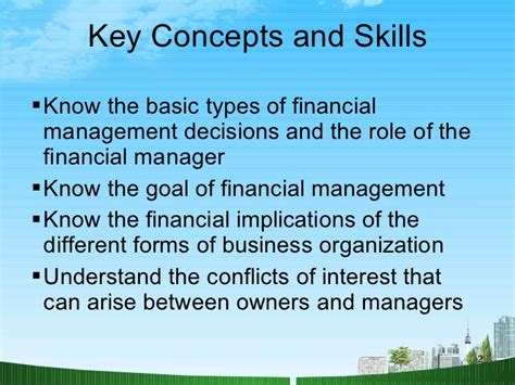 conflict of interest management plan template bec doms a ppt on introduction to financial management