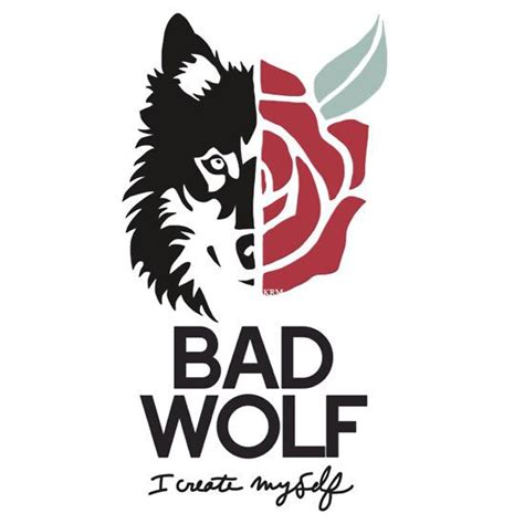 bad wolf tattoo 10 best dr who ideas images on