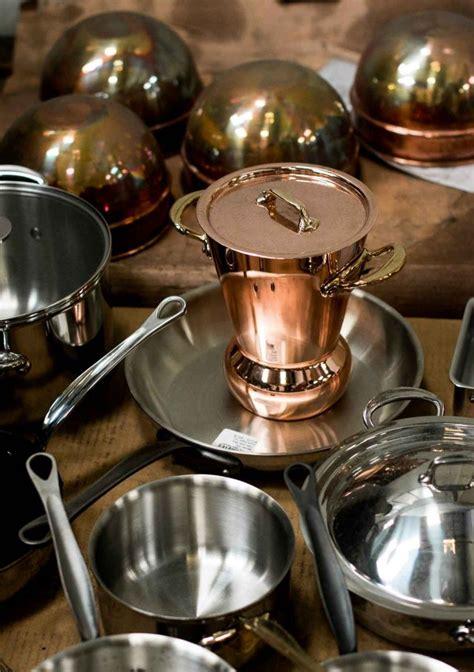 mauviel cuisine a visit to mauviel copper cookware factory