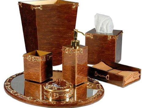 copper bathroom accessories sets home design ideas