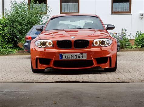 Bmw 1er Coupe M Optik by Nieren M4 M2 Optik Bmw 1er 2er Forum Community
