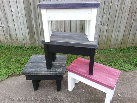 bench made from 2x4 2x4 stools benches diy pinterest