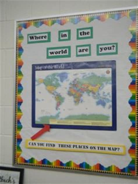 5 themes of geography bulletin board third grade social studies on pinterest 98 pins