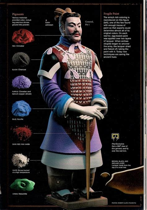 warriors colors 102 best the terracotta army images on