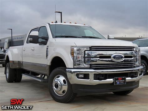 2019 Ford Duty by 2019 Ford Duty F 350 Drw Lariat 4x4 Truck For Sale
