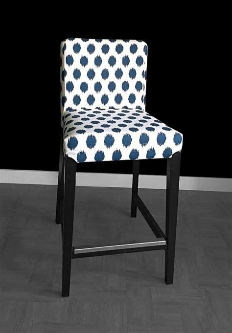 Henriksdal Bar Stool Chair Cover by 44 Best Kitchen Bar Stools Images On Kitchens