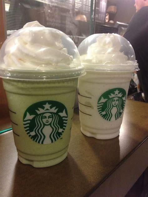 Iced Green Tea Latte Coffee Bean Harga iced green tea latte and iced vanilla bean latte yelp