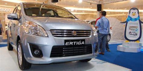 Lu Mobil Ertiga 10 mobil terlaris di tahun 2013 bengkuluekspress
