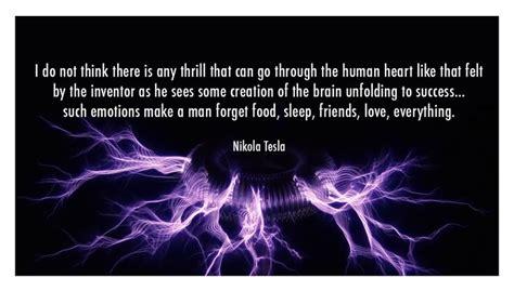 Tesla Poem Nikola Tesla Quotes