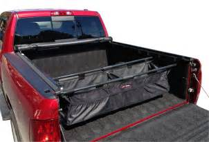 Truck Bed Cargo Management System Truxedo Truck Luggage Expedition Truck Bed Cargo
