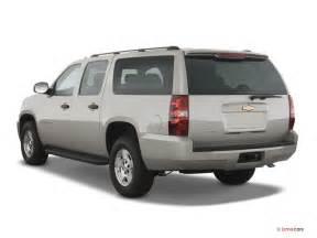 2008 Chevrolet Suburban Reviews 2008 Chevrolet Suburban Interior U S News World Report