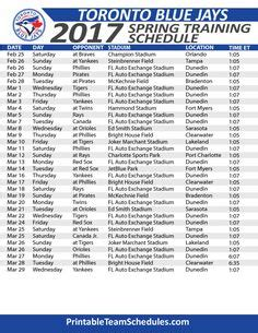 printable blue jays tickets 2017 new york yankees schedule printable mlb schedules