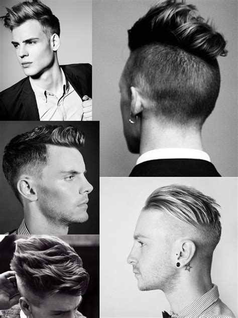 haircut guy ahould have undercut the hairstyle all men should get fashion tag blog