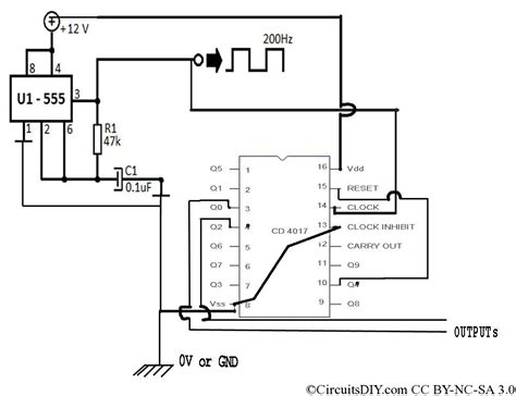 inverter oscillator circuit diagram simplest modified sinewave inverter without